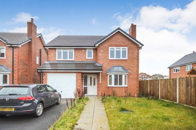 4 bed detached house to rent in Alder Close, Alltami, Mold CH7