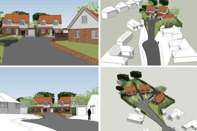 Thumbnail Detached house for sale in Rosemary Gardens, Broadstairs