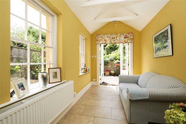 Garden Room of Prior Park Buildings, Bath BA2