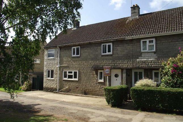 Thumbnail Semi-detached house for sale in School Walk, Chippenham, Wiltshire
