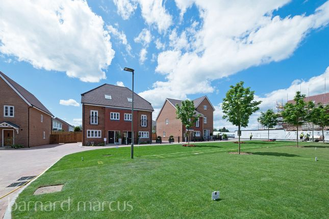 Thumbnail 3 bed semi-detached house for sale in The Gloucester, Tadworth Gardens, Tadworth