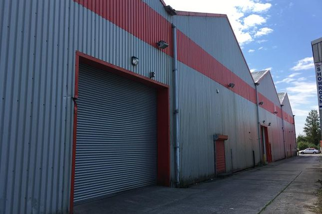 Thumbnail Light industrial to let in Unit 31H (Rear), Pant Industrial Estate, Dowlais, Merthyr Tydfil
