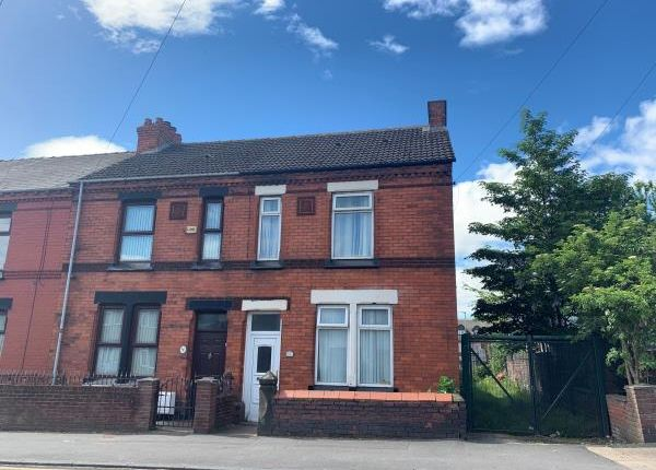 Thumbnail End terrace house for sale in 61 Deacon Road, Widnes, Cheshire