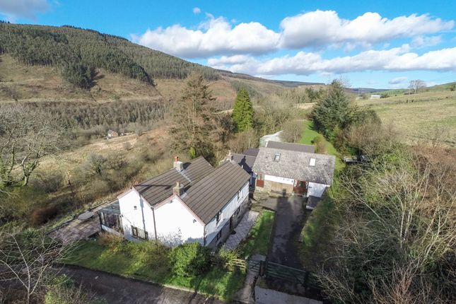 Thumbnail Farmhouse for sale in Cynonville, Port Talbot