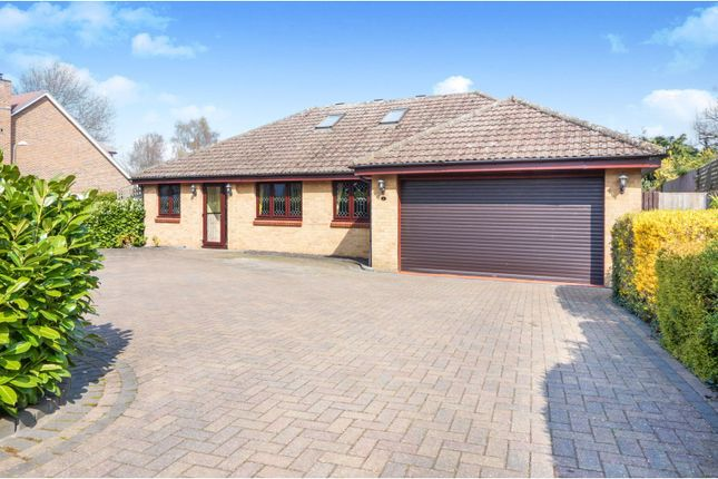 Thumbnail Detached bungalow for sale in Lambourn Way, Chatham