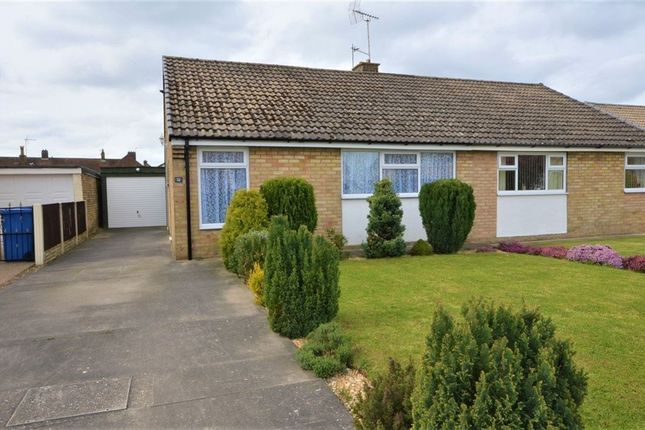 Thumbnail Bungalow to rent in Woodfield Road, Goole