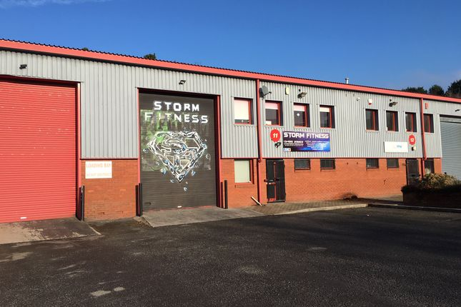 Thumbnail Industrial to let in Rising Sun Industrial Estate, Blaenau Gwent