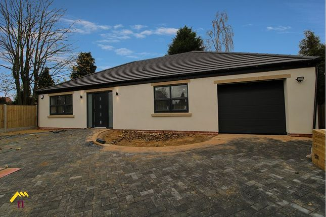Thumbnail Detached bungalow for sale in Sprotbrough Road, Sprotbrough, Doncaster