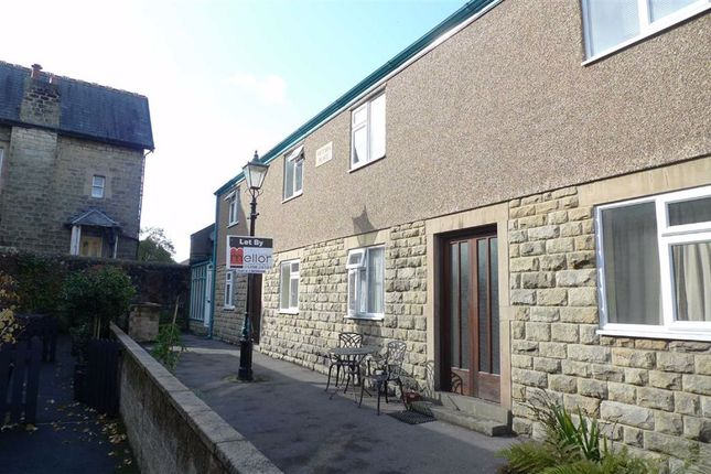 Thumbnail 1 bed flat to rent in Holker Avenue, Buxton, Derbyshire