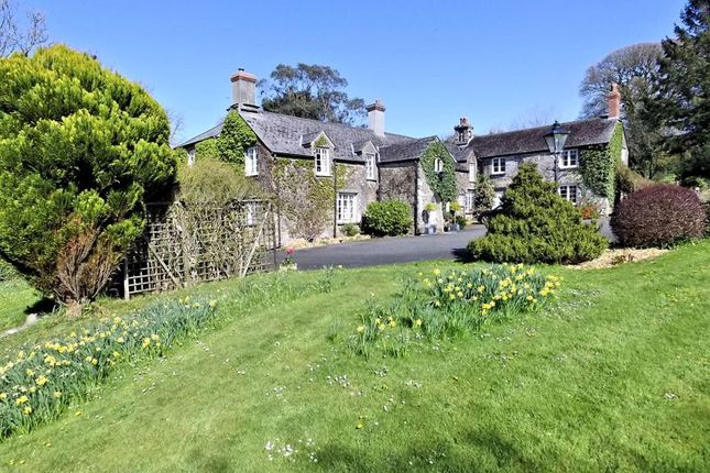 Thumbnail Country house for sale in Sourton, Okehampton