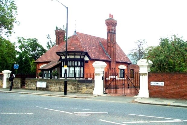Thumbnail Bungalow to rent in The Lodge, North Jesmond Avenue, Jesmond
