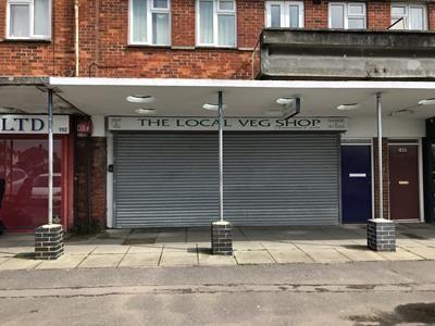 Thumbnail Retail premises to let in 190 Nobes Avenue, Gosport, Hampshire