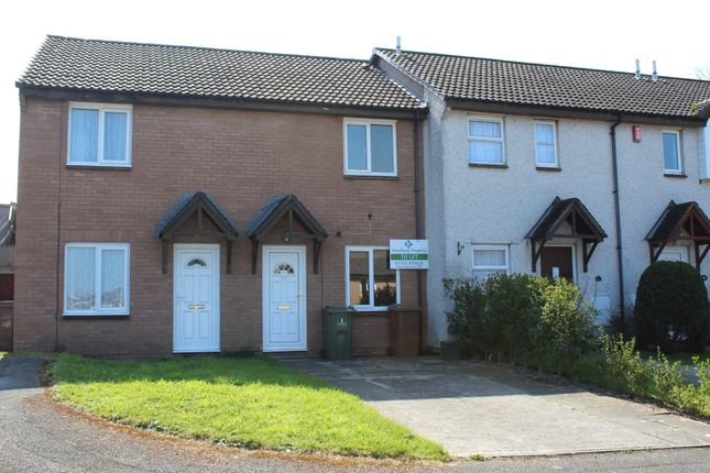 Thumbnail Terraced house to rent in Kirkstall Close, Plymouth