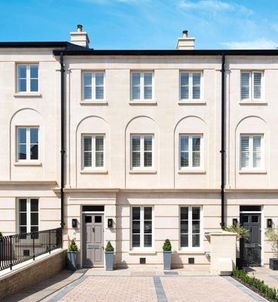 Thumbnail Terraced house for sale in Plot 66, Holburne Park, Warminster Road, Bath