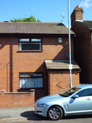 Thumbnail Semi-detached house to rent in Bagnall Road, Stoke-On-Trent, Staffordshire