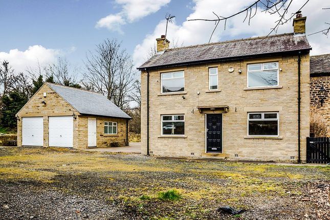 Thumbnail Detached house for sale in Leeds Road, Bradley, Huddersfield, West Yorkshire