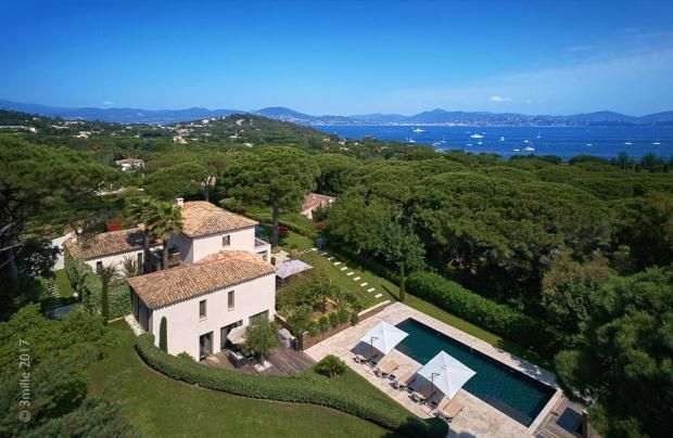 Thumbnail Property for sale in Saint-Tropez, Var Coast, French Riviera, 83990