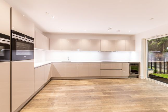 "Thumbnail Terraced house for sale in ""Iris"" at Hamilton Drive, Glasgow"