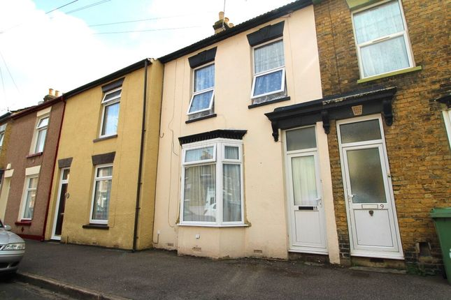 3 bed terraced house for sale in Newcomen Road, Sheerness ME12