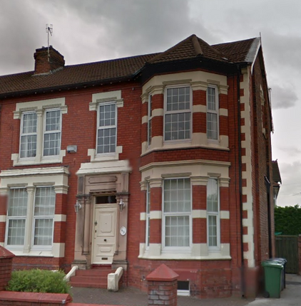 Thumbnail Room to rent in 63 North Road, Birkenhead
