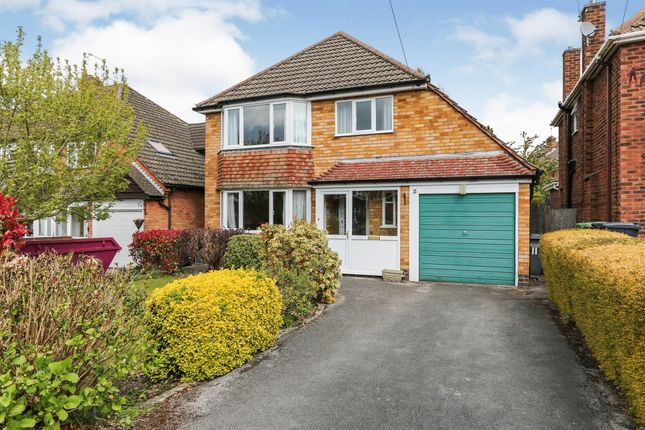 Thumbnail Detached house for sale in Blackdown Road, Knowle, Solihull