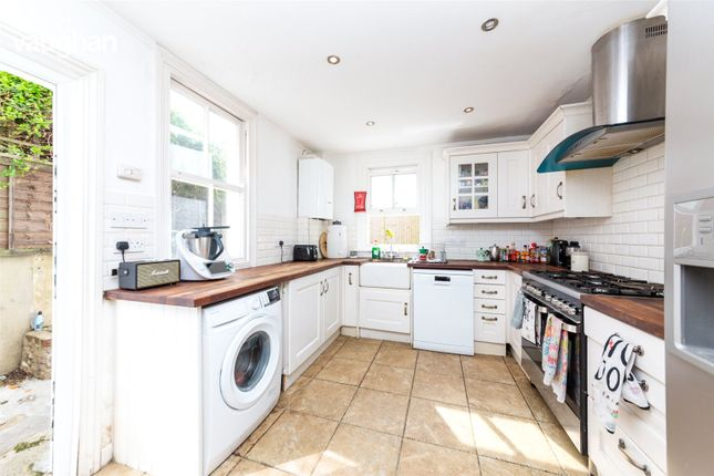 Thumbnail Terraced house to rent in Eastern Road, Brighton, East Sussex