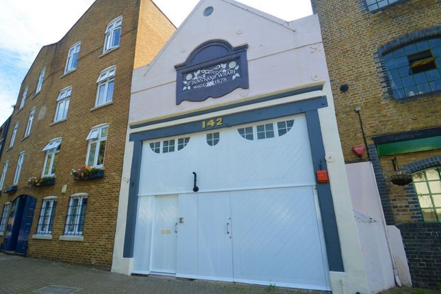 Thumbnail Town house for sale in Narrow Street, London