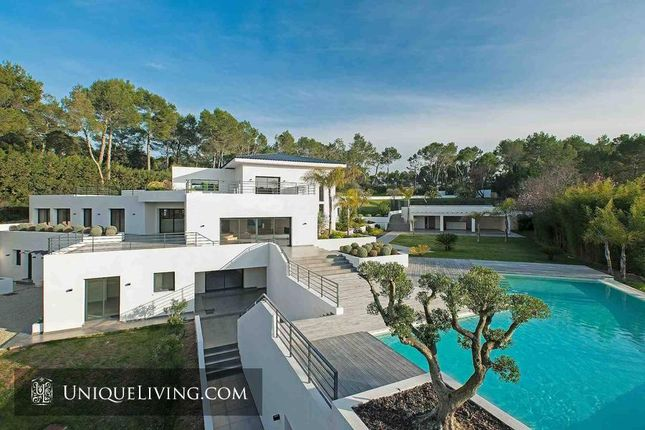 Thumbnail Villa for sale in Mouans-Sartoux, Mougins, French Riviera