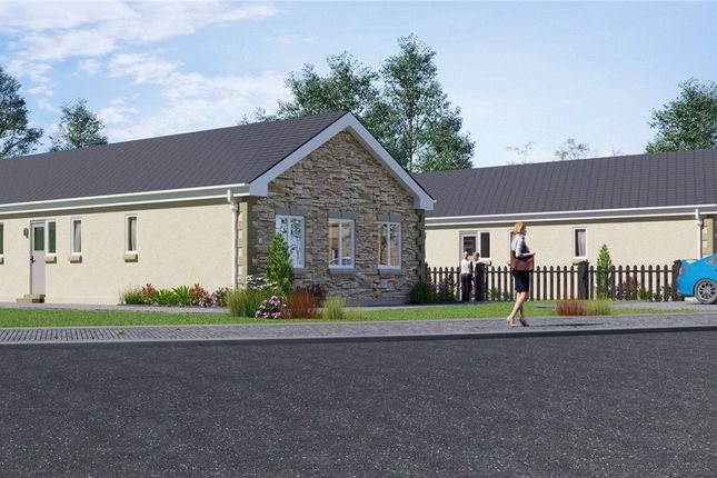 Thumbnail Bungalow for sale in Kingston Gate, Earlston Crescent, Carnbroe