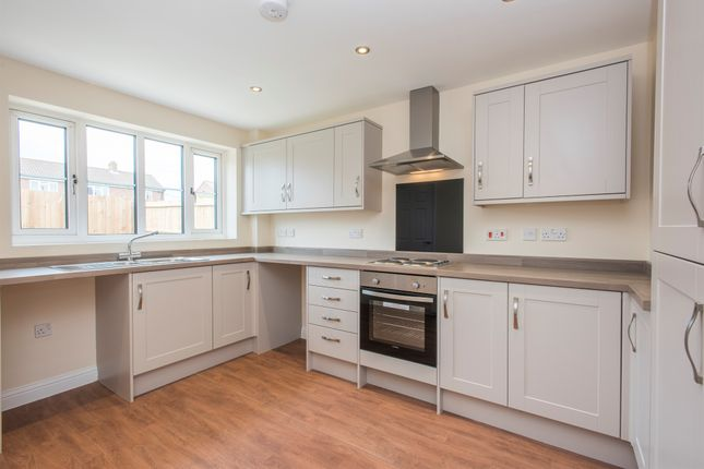 Thumbnail Semi-detached house for sale in Burghwood Yard, Mileham, King's Lynn