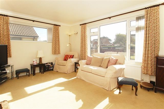 Thumbnail Bungalow for sale in Howard Avenue, West Wittering, Chichester
