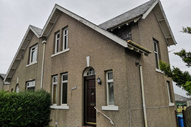 Thumbnail Semi-detached house to rent in Kingsway Road, Kennoway, Fife