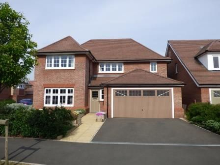 Thumbnail Detached house to rent in Bridge Keepers Way, Hardwicke, Gloucester