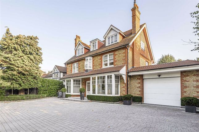 Thumbnail Property for sale in Dryden Road, Bush Hill Park, Middlesex