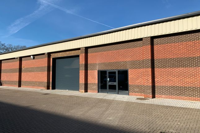 Thumbnail Industrial to let in Unit 13B, Perrywood Business Park, Salfords