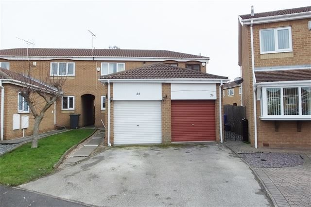 Thumbnail End terrace house for sale in Ringwood Grove, Sheffield