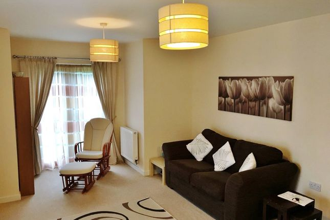 Thumbnail Flat to rent in Cadet Close, New Stoke Village, Coventry