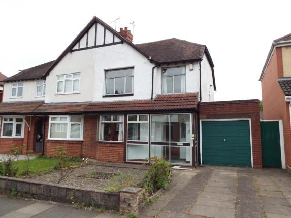 Thumbnail Semi-detached house for sale in Langleys Road, Selly Oak, Birmingham, West Midlands
