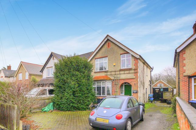 3 bed detached house for sale in Grove Road, Chertsey