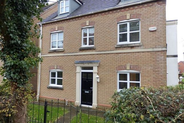 Thumbnail Detached house for sale in Ladybank Avenue, Fulwood, Preston
