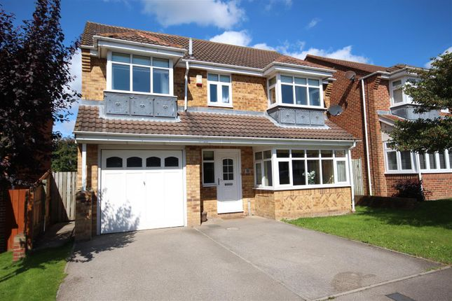 Thumbnail Detached house to rent in Trinity Park, Houghton Le Spring