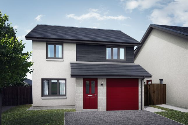 Thumbnail Detached house for sale in The Argyll, Kinion Place, Aberdeen