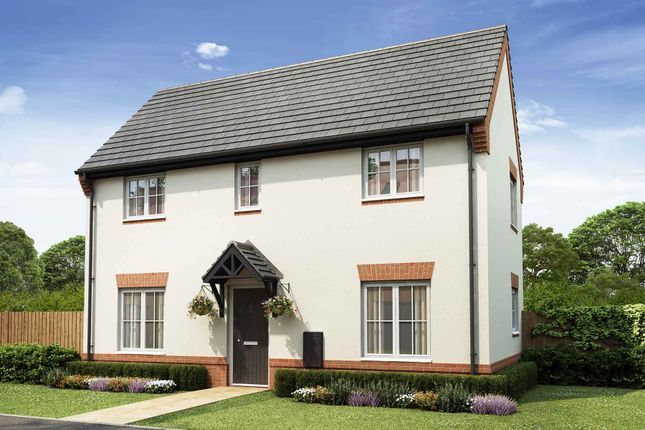 Thumbnail Semi-detached house for sale in Firecrest Way, Kelsall, Tarporley