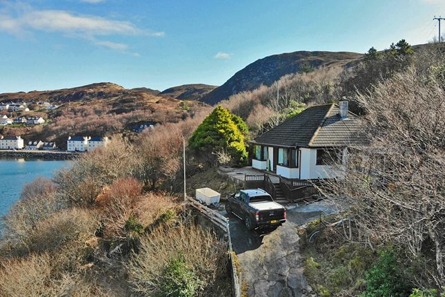 2 bed detached bungalow for sale in East Bay, Mallaig PH41