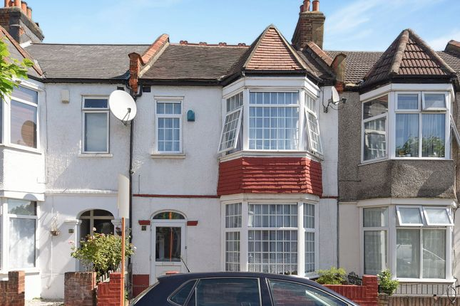 3 bed terraced house for sale in Caithness Road, Mitcham