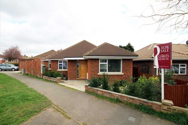 Thumbnail Detached bungalow for sale in Bushey Mill Lane, Bushey