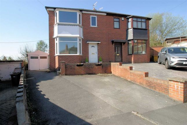 Thumbnail Semi-detached house for sale in Louise Drive, Blurton, Stoke On Trent
