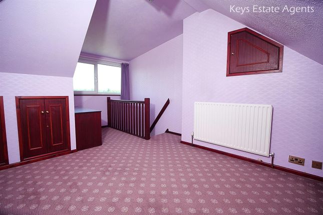 Attic Room Ang1 of Uttoxeter Road, Blythe Bridge, Stoke-On-Trent ST11