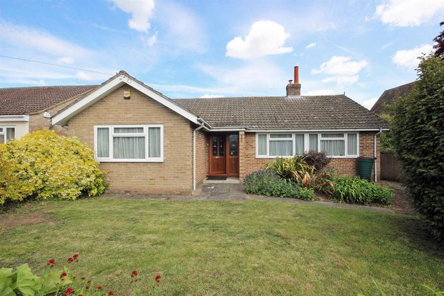 Thumbnail Detached bungalow for sale in Moor End Road, Radwell, Bedford