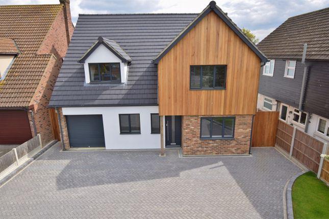Thumbnail Detached house for sale in Grange Parade, Grange Road, Billericay
